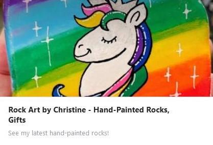 Rock Art by Christine